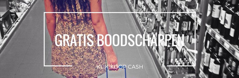 Gratis boodschappen klik koop cash | SD blog