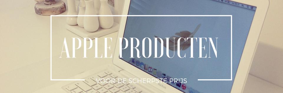 Apple producten voor de scherpste prijs | SD blog