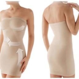 corrigerende strapless onderjurk - Style D'lx