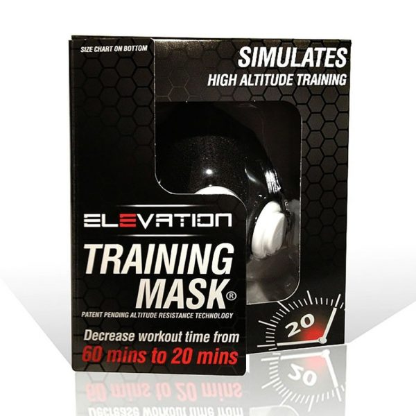 Elevation training mask 2.0 | Style D'lx Betaalbare lifestyle luxe