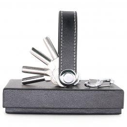 Sleutel organizer - Zwart luxe | Style D'lx betaalbare lifestyle luxe