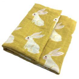 Hydrofiele doek konijn - Biologisch bamboevezel | Style D'lx - Betaalbare lifestyle luxe