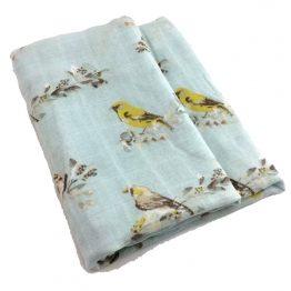 Hydrofiele doek vogel - Biologisch bamboevezel | Style D'lx - Betaalbare lifestyle luxe